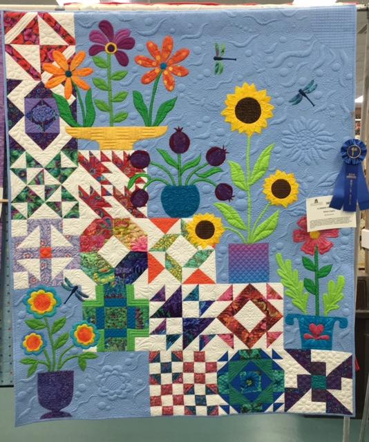 Gilma Caslin: Flowers For Matthew