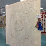 BEST IN SHOW, Large Bed Quilt 1st Place, Kathleen Stuart
