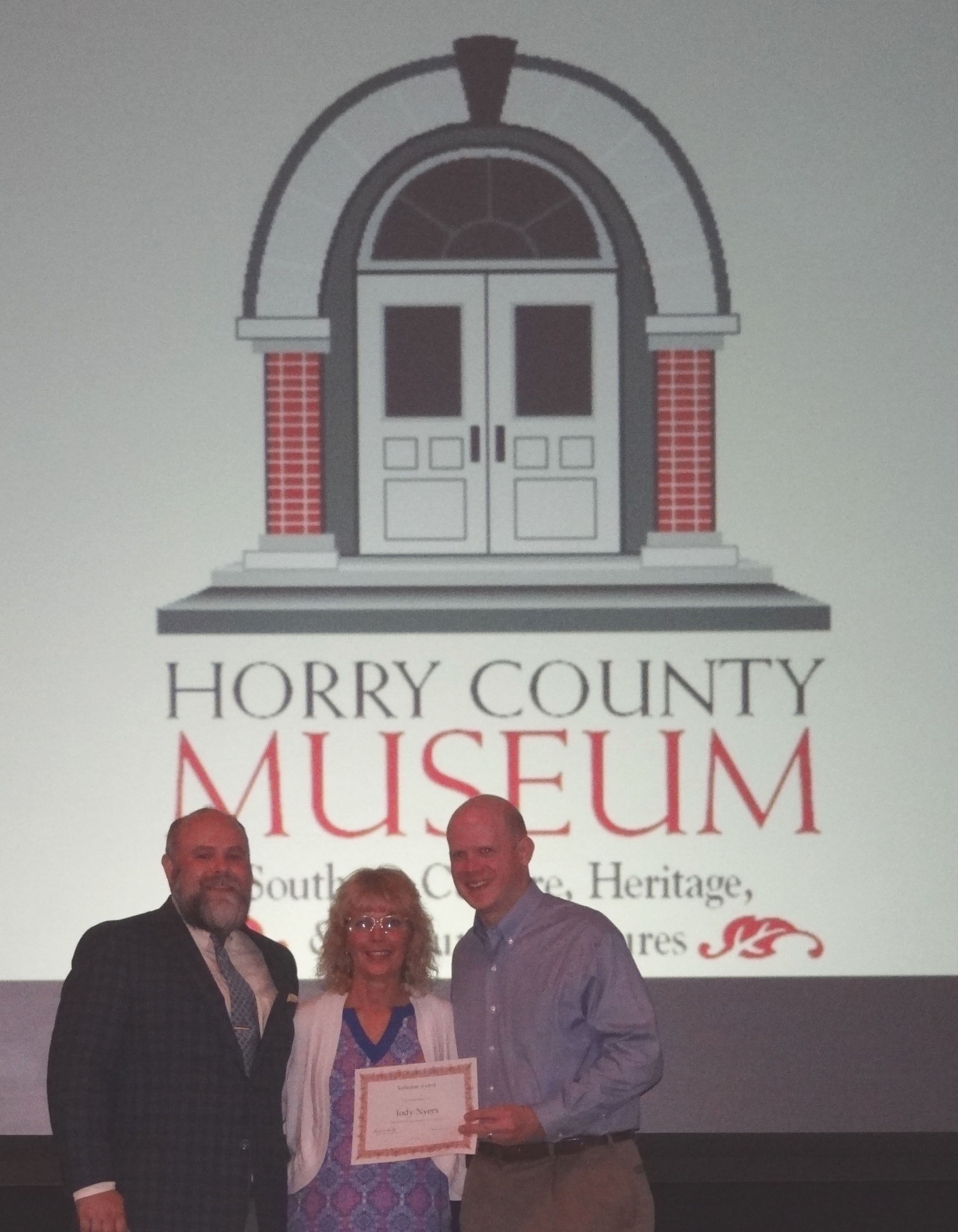 Most Farm Tours-Jody Nyers, Steve & Carol Woodard