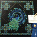 Small Wall Quilt 1st Place, Linda Williams