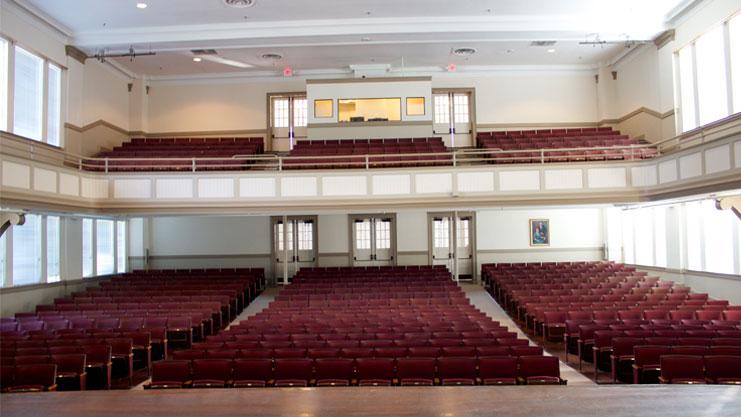 McCown Auditorium