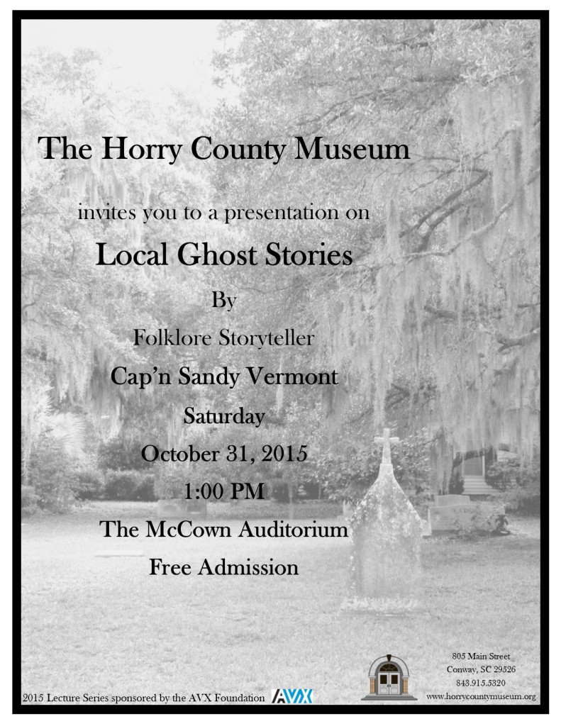 ghost | Horry County Museum