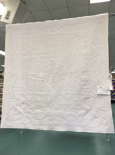 Kathleen Stuart: A Blanket Of Snow