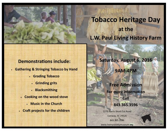 Tobacco Heritage Day
