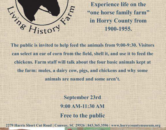 September Farm Animal Day