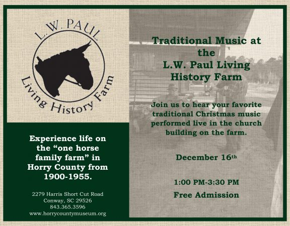 December Music at the Farm