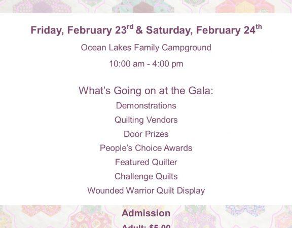 24th Annual Quilt Gala