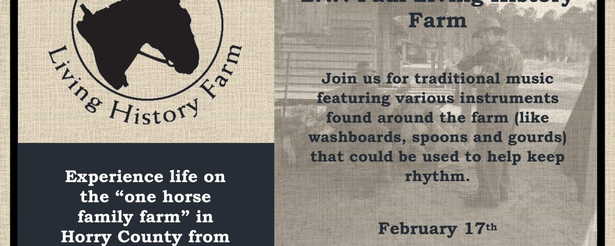 February Music at the Farm